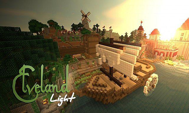 elveland light resource pack 1 11 2 texture packs