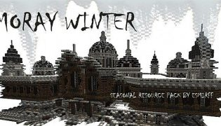 Moray Winter Resource Pack 1.8.8