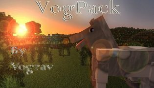 Vogpack HD Resource Pack 1.7.10