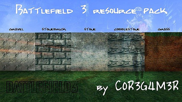 Battlefield mod 1. 4. 5 by minecraftingforlife 9minecraft. Net.