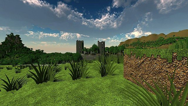 celtic hd photo realism resource pack 1 7 10 texture packs