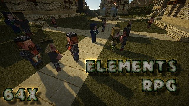 Elements Rpg Resource Pack 1 7 10 Texture Packs