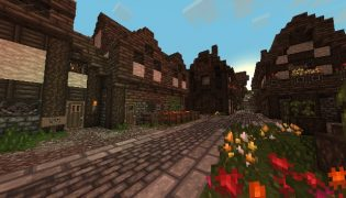 SMP's Revival Resource Pack 1.14 / 1.13