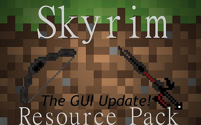 Keizaal skyrim craft resource pack 1. 7. 10 | texture packs.
