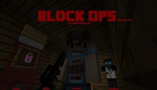 Block Ops Zombies Resource Pack 1.8.1