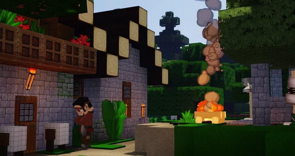 Minecraft 4Kids Genesis Resource Pack 1.16 / 1.15   Texture Packs