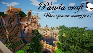 Panda Craft Resource Pack 1.7.10