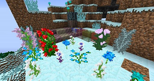 Snaether Christmas Resource Pack 1 7 10 Texture Packs