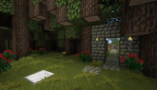 Ovo's Rustic Redemption Resource Pack 1.15 / 1.14