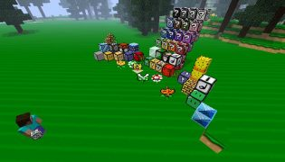 Project Mario-Hand Drawn Resource Pack 1.7.10 / 1.6.4