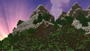 Halcyon Days Resource Pack 1.8.9 / 1.7.10