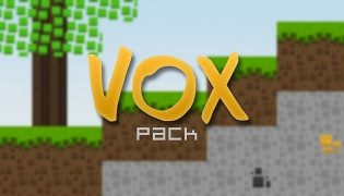 Vox Pack Resource Pack 1.8.9 / 1.7.10