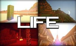 Life HD Resource Pack 1.8.8