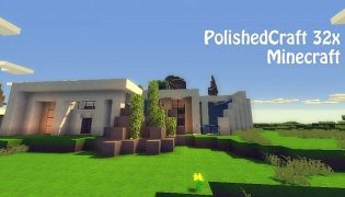 Polishedcraft Resource Pack 1.7.10 / 1.6.4