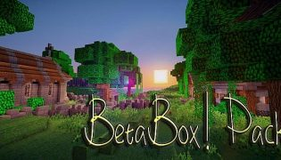 BetaBox Resource Pack 1.8.9 / 1.7.10