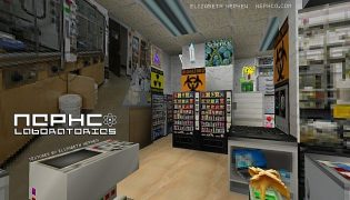 Science & Biology Resource Pack 1.8.9 / 1.7.10