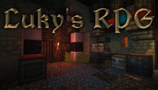 Luky's RPG Resource Pack 1.8.9 / 1.7.10