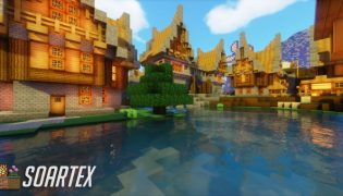 Soartex Fanver Resource Pack 1.16 / 1.15
