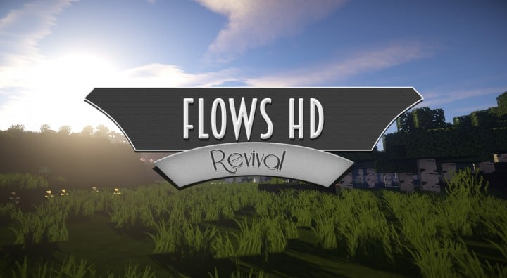 Flows HD Resource Pack Texture Packs - Minecraft moderne hauser bilder