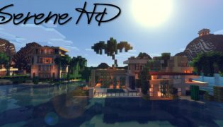 Serene HD Resource Pack 1.14 / 1.13