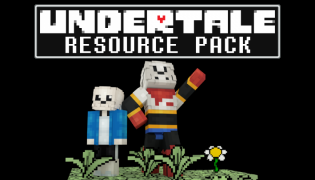 Undertale Resource Pack 1.13 / 1.12.2