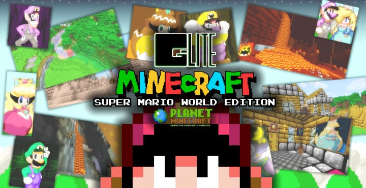 Super Mario World Edition Resource Pack 1 12 2 | Texture Packs