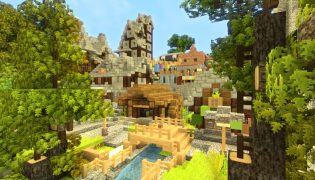 Willpack HD Resource Pack 1.11.2 / 1.8.9
