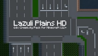 Lazuli Plains Resource Pack 1.12.2 / 1.11.2
