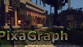 PixaGraph Resource Pack 1.16 / 1.15