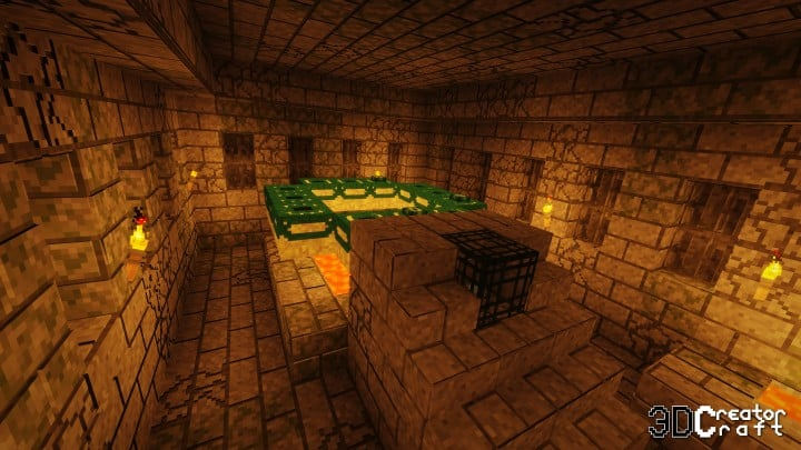 3D CreatorCraft Resource Pack 1 14 / 1 13 | Texture Packs