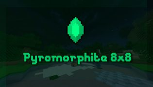 Pyromorphite Resource Pack 1.8.9