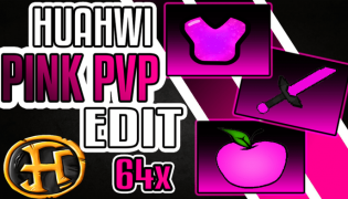Huahwi Pink PvP Resource Pack 1.8.9