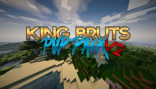 King Bruts PvP Resource Pack 1.9.4 / 1.8.9