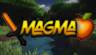 Magma Resource Pack 1.16 / 1.15