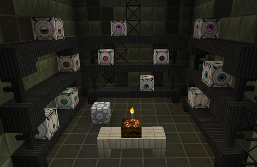 Precisely Portal Resource Pack 1 13 2 1 12 2 Texture Packs