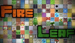 Fire Leaf Resource Pack 1.8.8