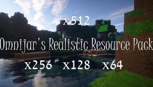 OmniJar's Realistic Resource Pack 1.15 / 1.14