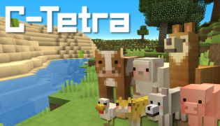 C-tetra Resource Pack 1.16 / 1.15