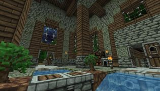 DokuCraft The Saga Continues Resource Pack 1.16 / 1.15