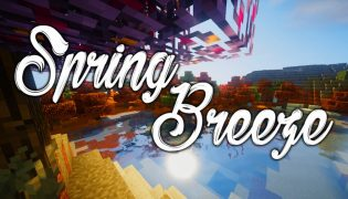 Spring Breeze Resource Pack 1.16 / 1.15