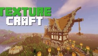 TextureCraft Resource Pack 1.15 / 1.14