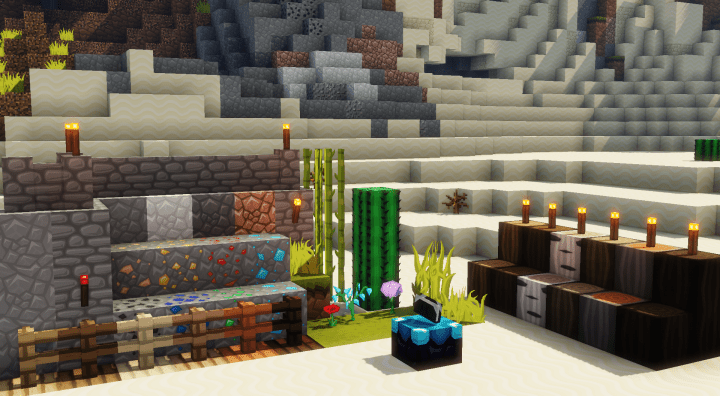 VividHD Resource Pack 1 14 / 1 13 | Texture Packs