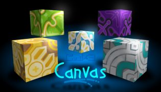 Canvas Resource Pack 1.16 / 1.15