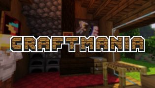 CraftMania Resource Pack 1.16 / 1.15