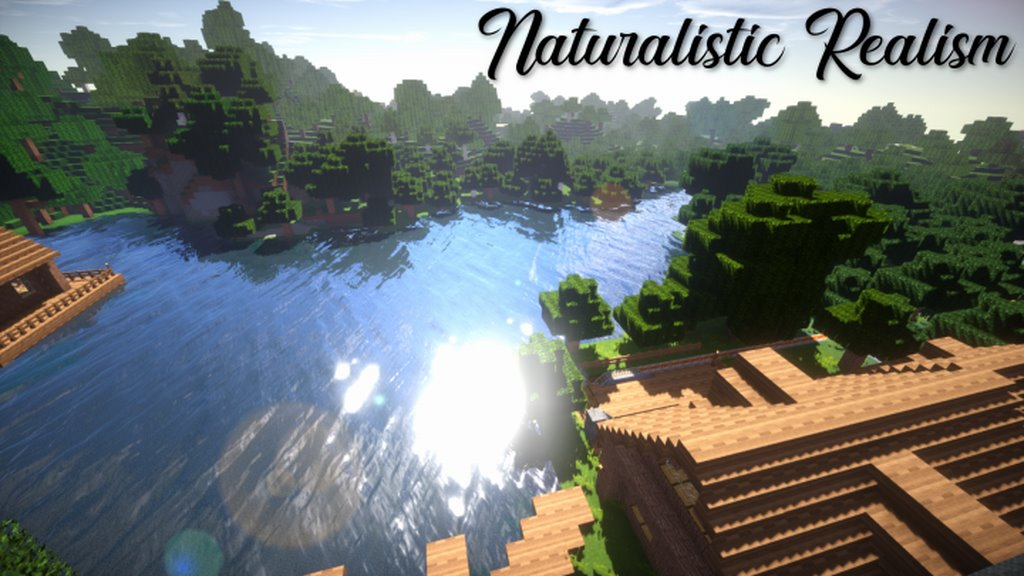 Naturalistic Realism Resource Pack 1.14 / 1.13   Texture Packs