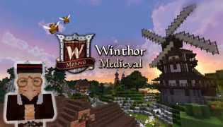 Winthor Medieval Resource Pack 1.16 / 1.15