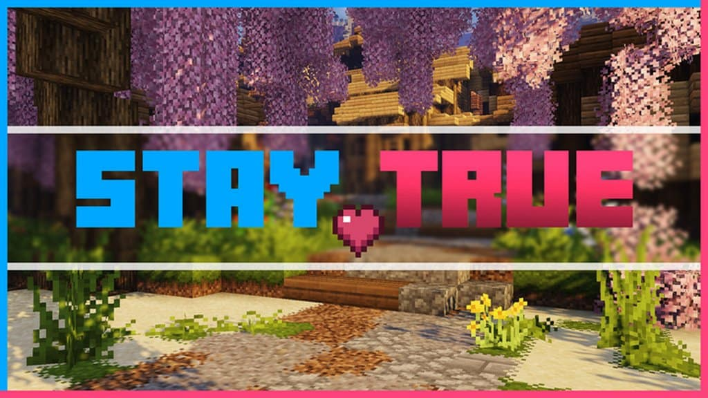 Stay True Resource Pack 1 16 1 15 Texture Packs