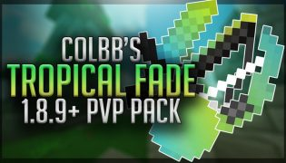 Tropical Fade Resource Pack 1.8.9
