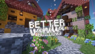 BetterVanillaBuilding Resource Pack 1.16 / 1.15
