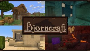 BjornCraft Resource Pack 1.16 / 1.15